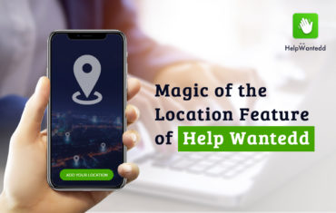 Location Feature of Help Wantedd
